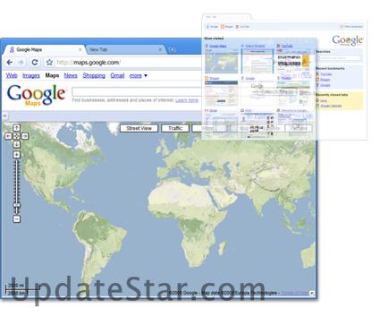 Google Chrome  59.0.3071.109