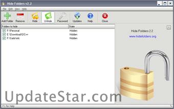 Hide Folders 5.5