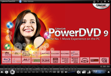 CyberLink PowerDVD  17.0.2217.62