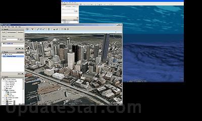 Google Earth Pro 7.3.0.3832