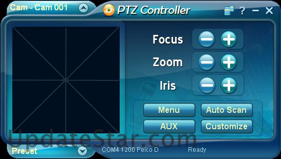 PTZ Controller 3.7.1047