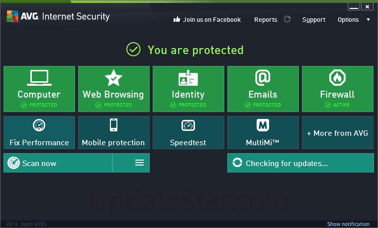 AVG Internet Security  2017 17.3.3011