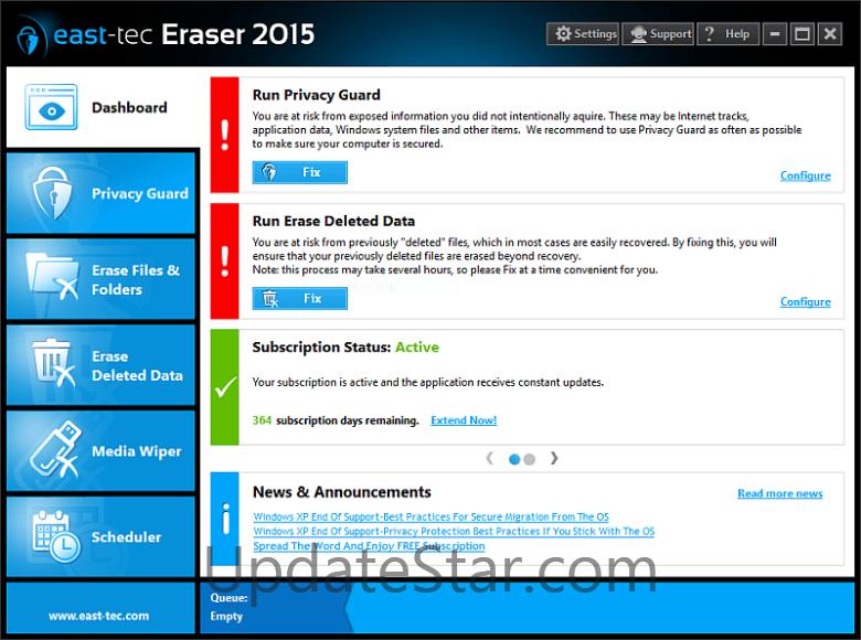East-Tec Eraser 13.0.0.9000