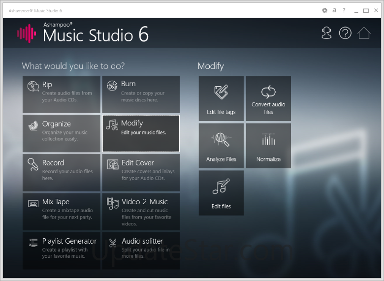 Ashampoo Music Studio 7.0.2