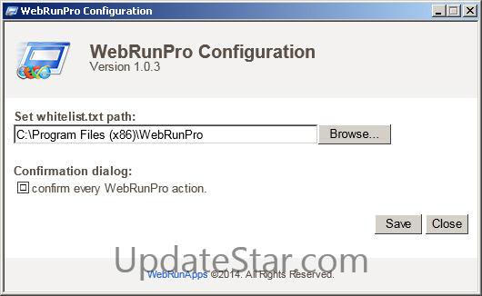 WebRunPro 2.0.1