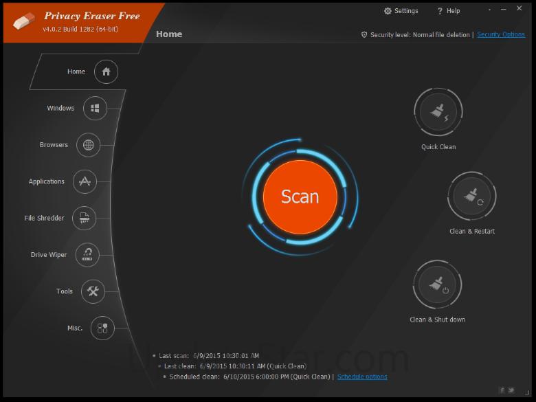 Privacy Eraser 4.36.5