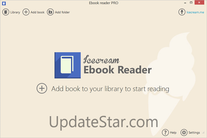 Icecream Ebook Reader 5.07