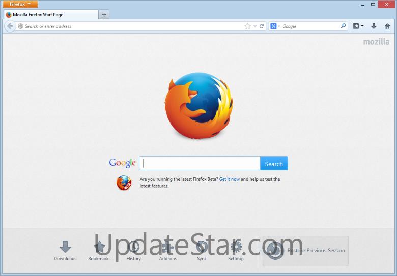 Mozilla Firefox 59.0.1