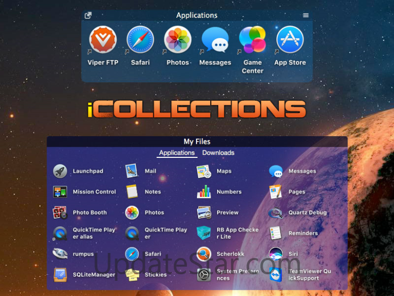 iCollections 4.3