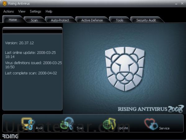 Rising Antivirus Free Edition 23.1.52.87